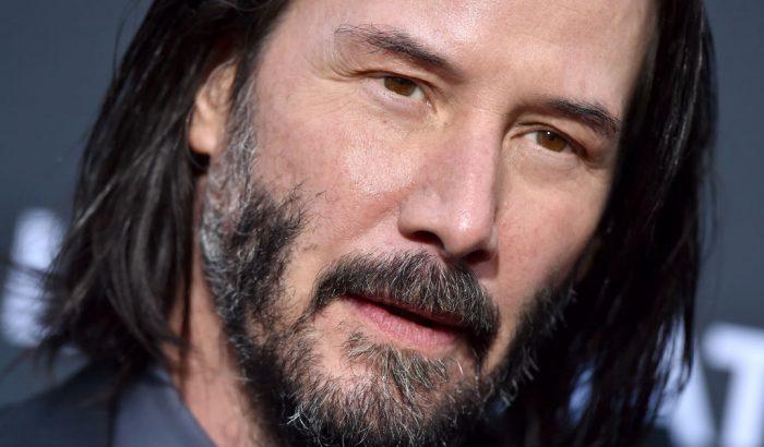 Keanu Reeves még nem mondott le a szerelemről