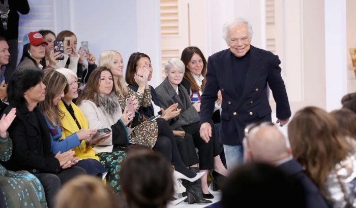 Jelentős változások a Ralph Laurennél