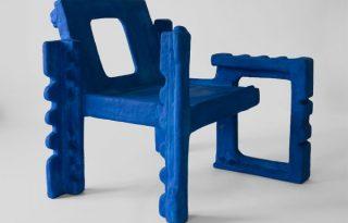 Így lesz a styrofoam csomagolásból hipermodern bútor