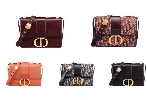Megérkezett a Dior legújabb táskája, a 30 Montaigne