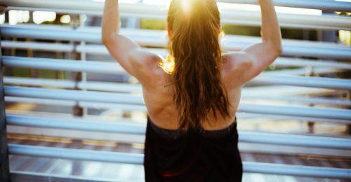 Az edzés a bőrre is jótékony hatással van
