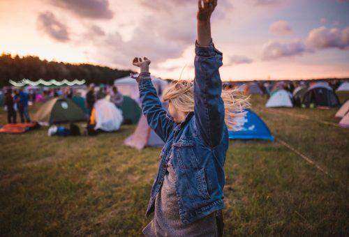 5 környezetbarát fesztiválkellék sátortól a csillámporig