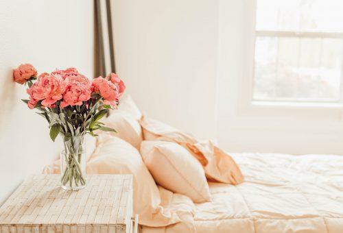6 feng shui tipp a szexi hálószobához