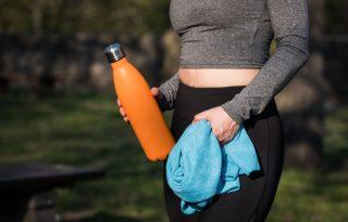 6 egészséges alternatíva a sportitalok helyett