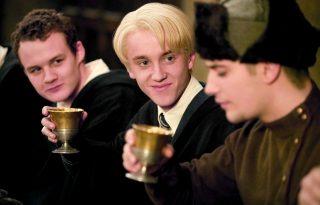 Tom Felton azt mondta, Draco Malfoy meleg volt