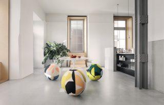 Designer labdafotel az irodai hátfájás ellen