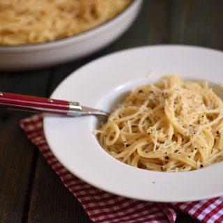 10 perces olasz tészta – a legsajtosabb