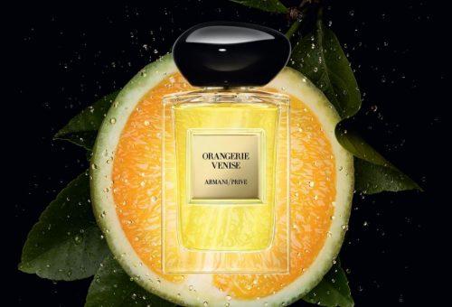 A narancsos illatok csúcsát alkotta meg Armani mester