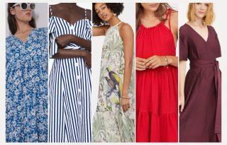 Top 5 A-vonalú ruha nyaraláshoz