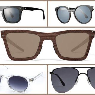 Top 5 férfi trendi napszemüveg