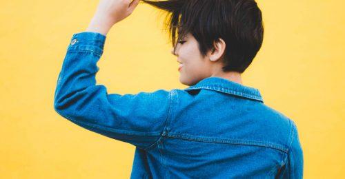 Hogy állna a rövid haj? Ez a trükk megmutatja!