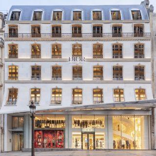 Megnyitott a Dior butikja a Champs-Elysées-n