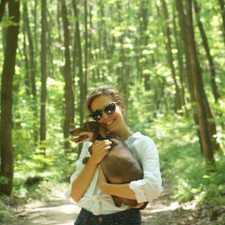 Gyere velem vidékre: tacskó kísérettel a Dera Szurdokban