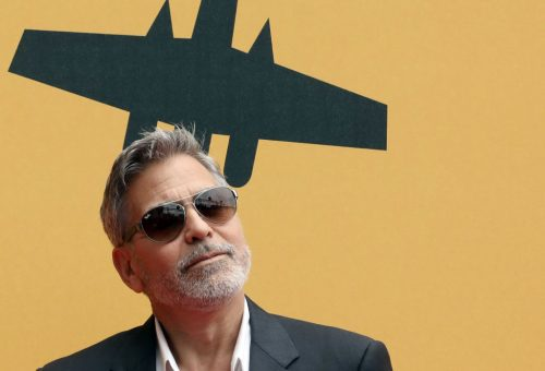 George Clooney visszatért a tévéhez