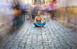 Tanulj meg mobillal meditálni