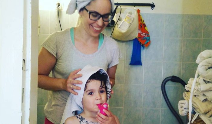 A legszuperebb nyári borsmenta pakolás zsíros bőrre – Lampért Zsófia újságíró