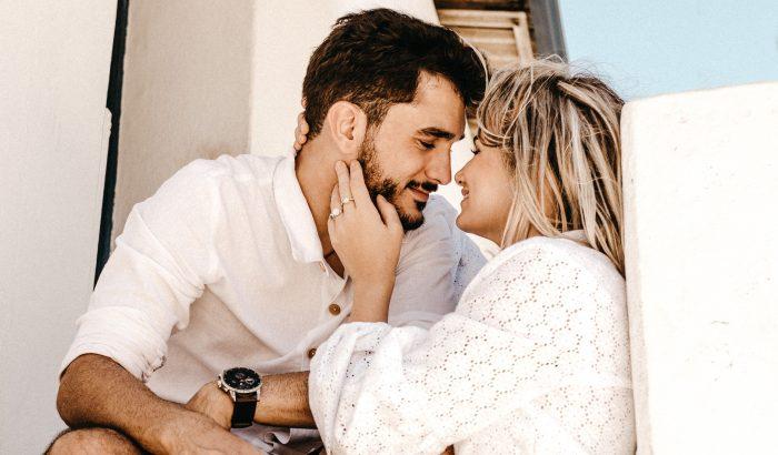 A csókolózás évekkel meghosszabbítja az életet