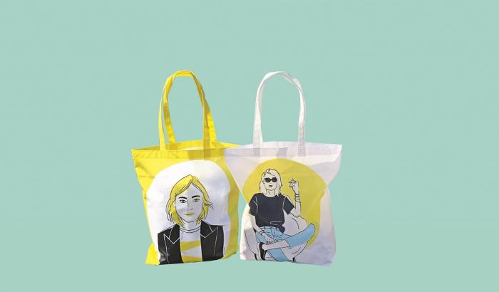 Hol jár veled a Marie Claire maxi táska?