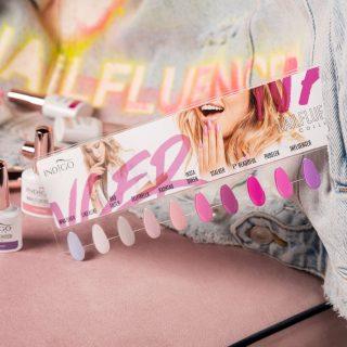 Influenszerek a múzsái az új lila és rózsaszín körömlakkoknak