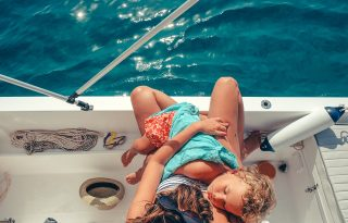Anyatermészet: Szülők vallanak őszintén a kisgyerekes nyaralásokról