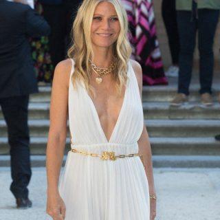 Gwyneth Paltrow görög istennőnek öltözött