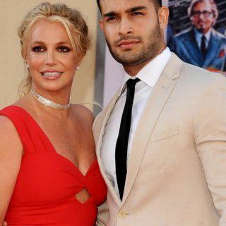 Így festett Britney Spears az Egyszer volt, hol nem volt premierjén