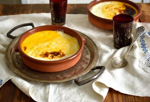 Isteni rizspuding török módra