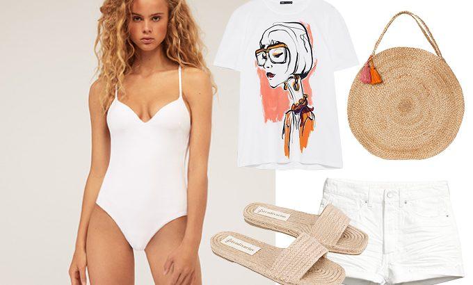 Outfitek a strandról egyenesen a vacsoraasztalhoz