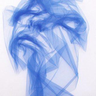 Tüllből készít lélegzetelállító műalkotásokat Benjamin Shine
