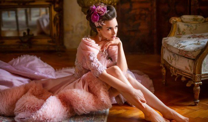 Barokk bárónő újragondolva: Törőcsik Franciska