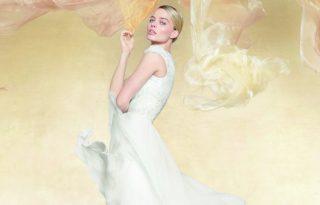 Földre szállt angyal Margot Robbie az új Chanel kampányban
