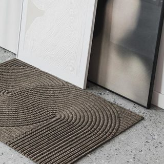 A leggyönyörűbb lábtörlő szőnyeg