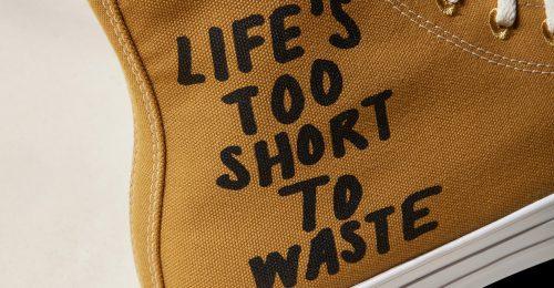 Végre a tornacipőnk is lehet környezetbarát