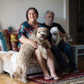 Sikeres nő a feleségem: Vajda Imre, az Országos Roma Könyvtár egykori vezetője
