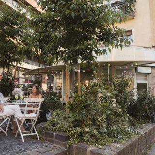 Kedvenc helyünk a héten: Café Flore Matin et Soir