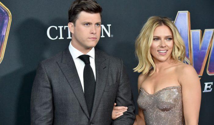 Scarlett Johansson és vőlegénye egy igazán környezetbarát pár
