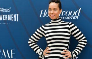 Még Alicia Keys is igényli néha a megerősítést