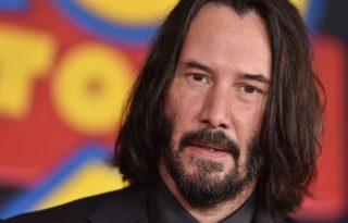 Keanu Reeves 20 év után ismét belép a Mátrixba