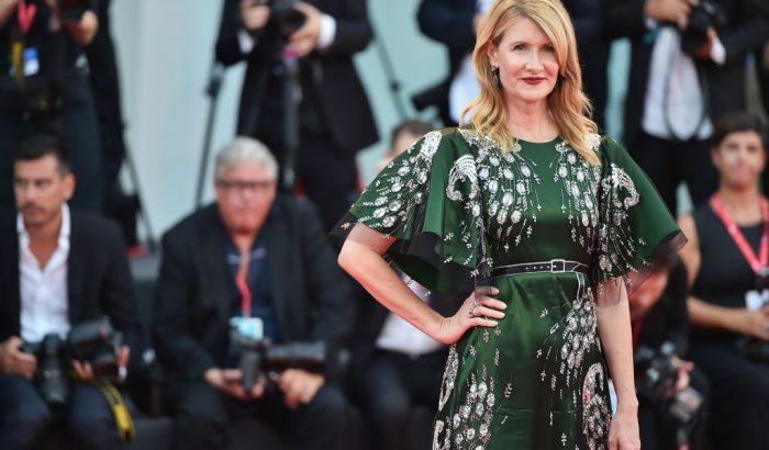 Egyik nagy kedvencünk Laura Dern Gucci ruhája