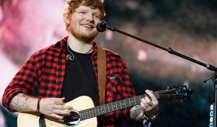 Ed Sheeran másfél évre visszavonul
