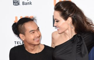 Angelina Jolie fia Dél-Koreába megy egyetemre