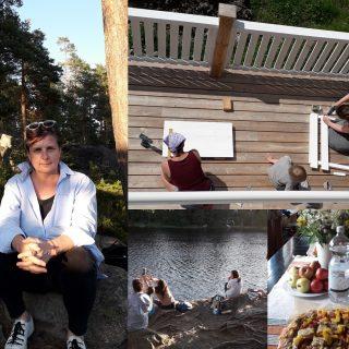 Két hétig állatmenhelyet építettem egy finn vegán farmon