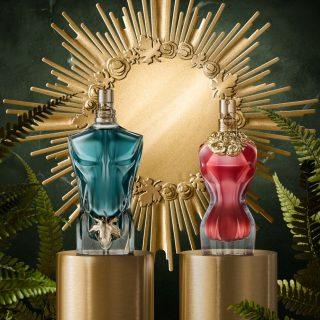 Jean Paul Gaultier parfümbe öntötte a meztelen Ádámot és Évát