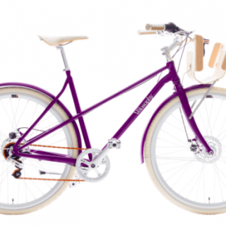 300 Nespresso kapszulából készült ez a gyönyörű svéd bicikli