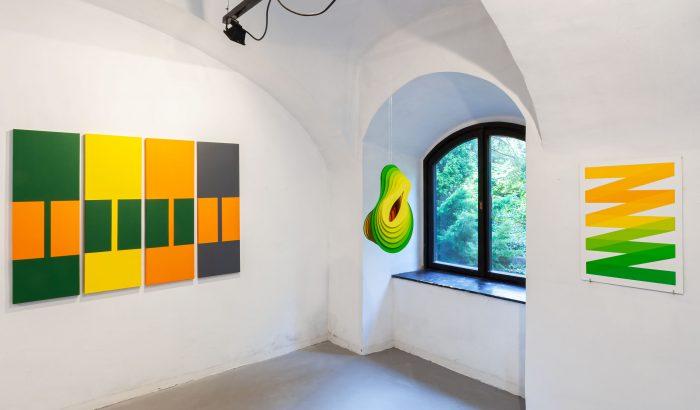 Nonfiguratív dizájn a TOBE Gallery-ben