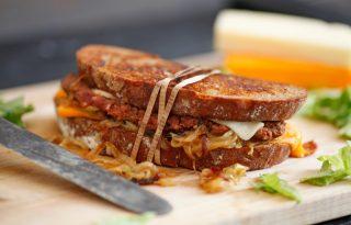 Egy izgalmas szendvics vasárnapra