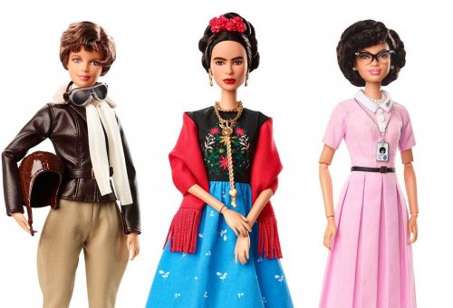 Barbie baba lett Frida Kahlóból