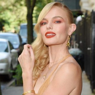 Kate Bosworth bohó álomruhában