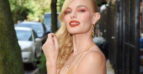 Kate Bosworth bohó álomruhában