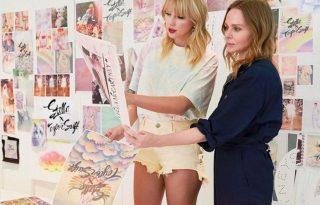 Stella McCartney Taylor Swifttel közös kollekcióval rukkolt elő